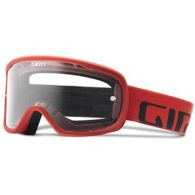 Giro Tempo MTB Goggle red